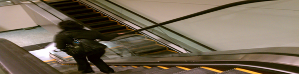 Baruch Escalators