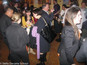 Stella Dacuma Schour AIB Networking Event 03-12-2012 Stix Mediterranean Grill NYC-124